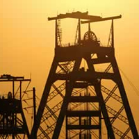 Carte Blanche's story on Aurora Gold Mine